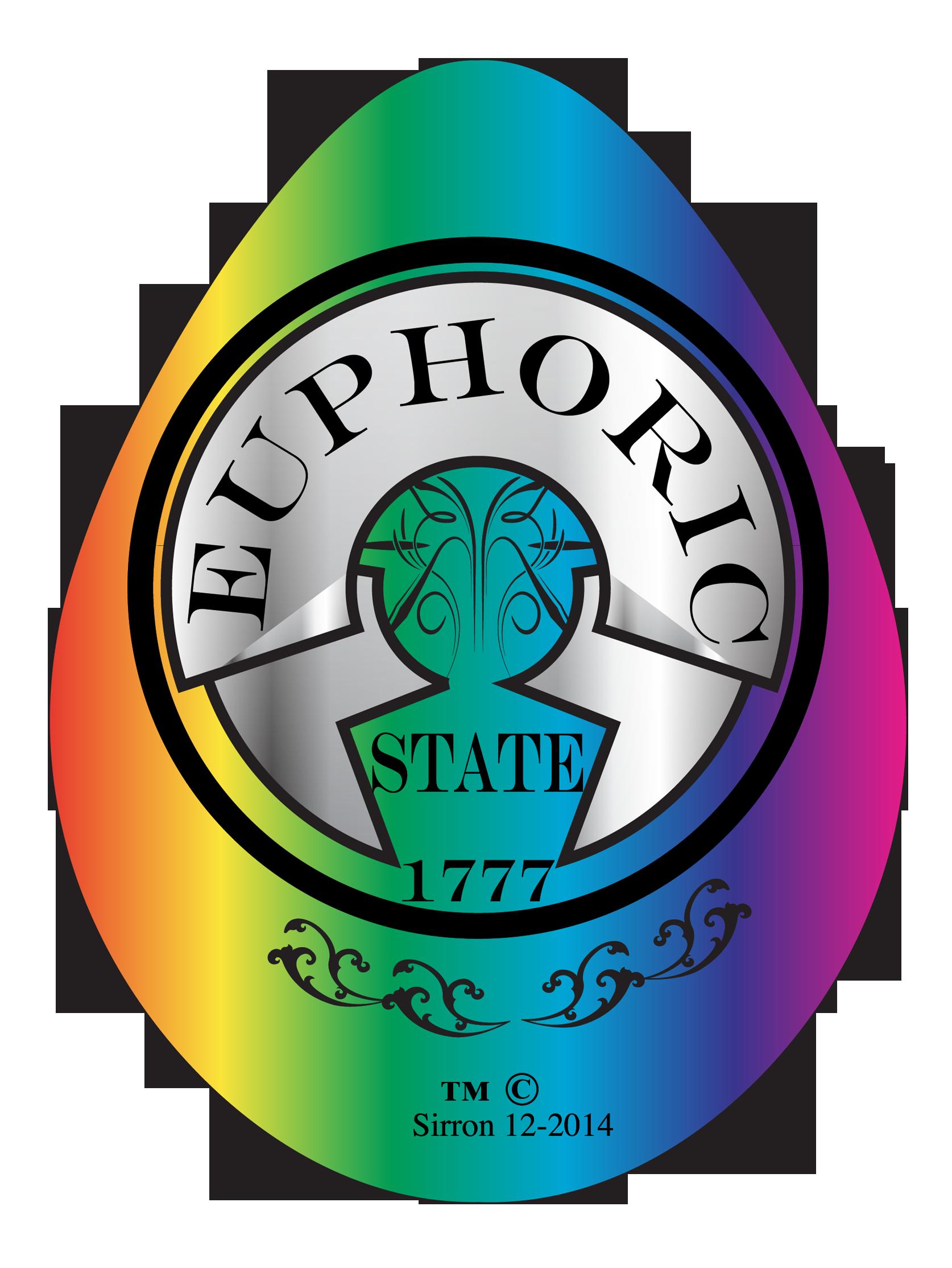 Apparel T-Shirt Rainbow Euphoric U