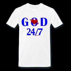 god 24 / 7